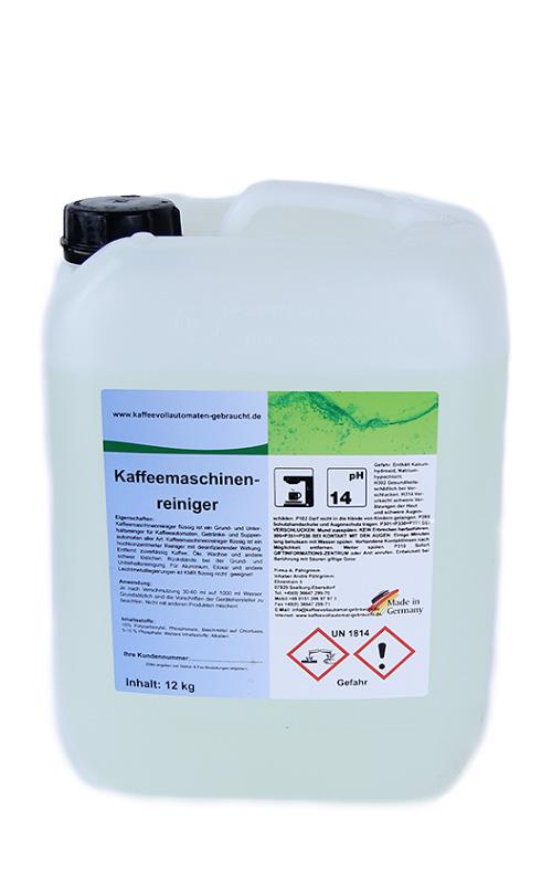 12kg Flüssigreiniger für Franke Spectra X-XL Mengenbrüher, ersetzt brematron
