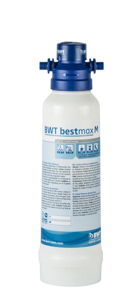 BWT bestmax M Wasserfilter komplett
