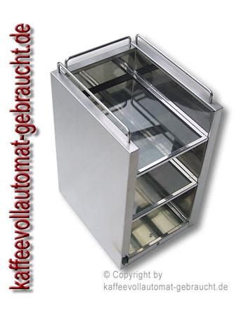 WMF Tassenwärmer mit 3 beheizbare Glasböden, 230V
