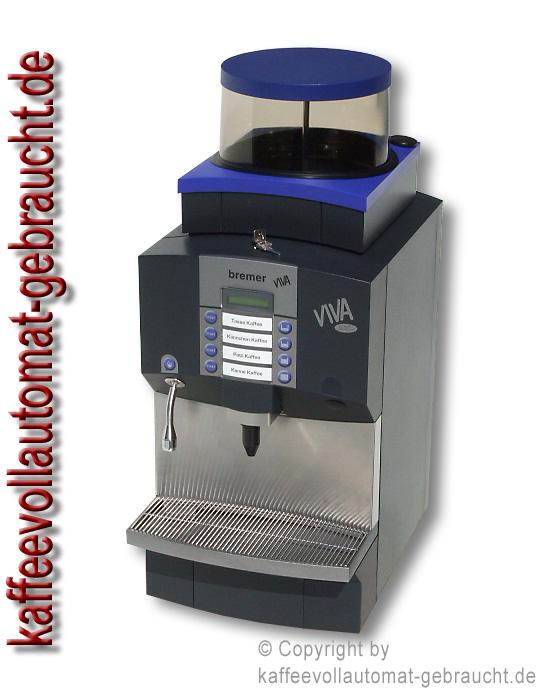Filterkaffeemaschine, Mengenbrüher bremer Viva XXL