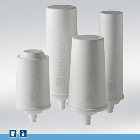 BWT 100 L Wasserfilter für WMF und Schaerer Kaffeemaschine