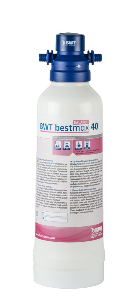 BWT bestmax BALANCE 40 Wasserfiltersystem