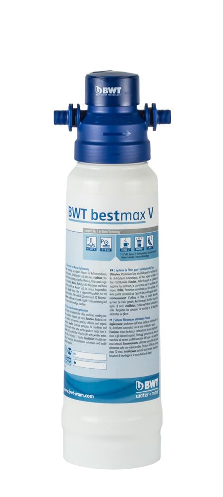 BWT bestmax V Wasserfilter komplett