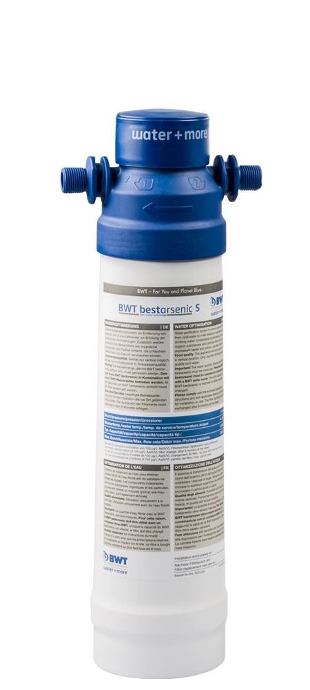 BWT bestarsenic S Filtersystem