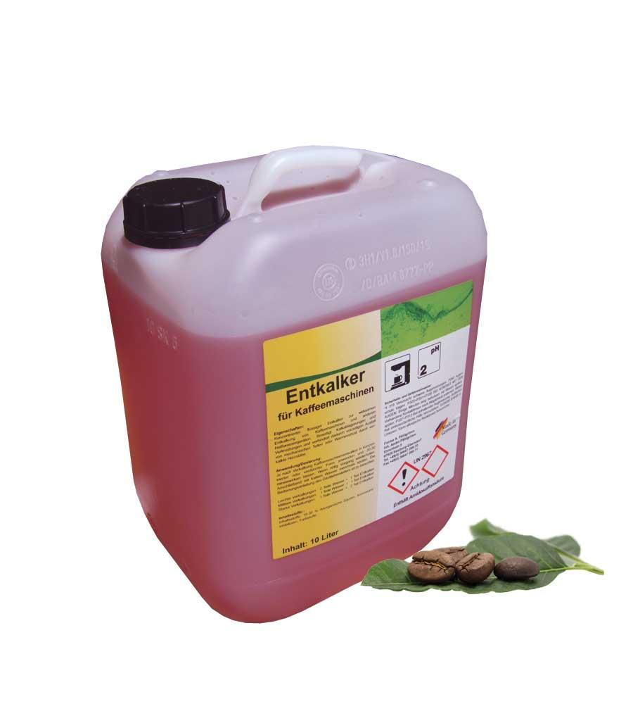 10 Liter Entkalker, Kalkentferner, flüssig