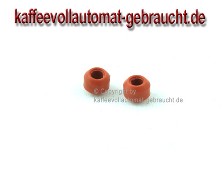 1 Paar Elektrodendichtung für WMF Bistro Kaffeevollautomat