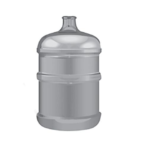 18 Liter Wasserflasche für Flowjet - externe Wasserpumpe