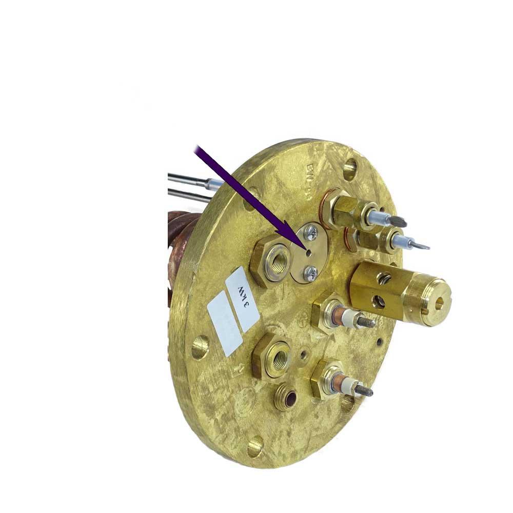 O-Ring Dichtungssatz für Kessel-Entlüftungsventil