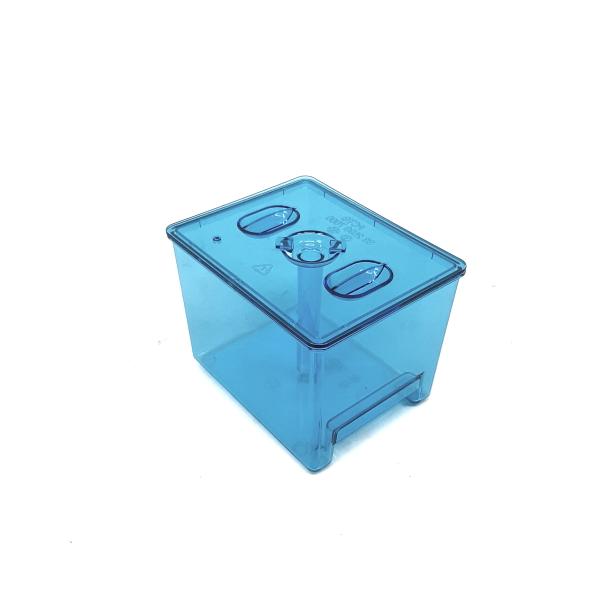 1 Liter Reinigungsbehälter, blau