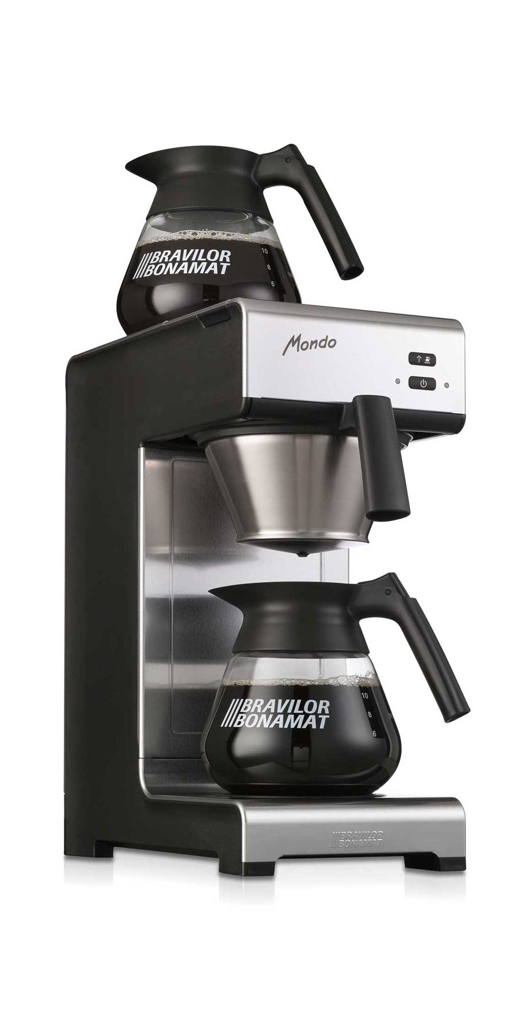 Bravilor Bonamat Mondo 2 Filterkaffeemaschine mit Wassertank