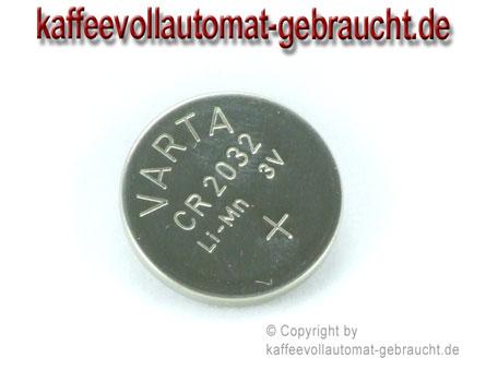 Batterie für WMF Kaffeemaschine Platine oder Steuerung