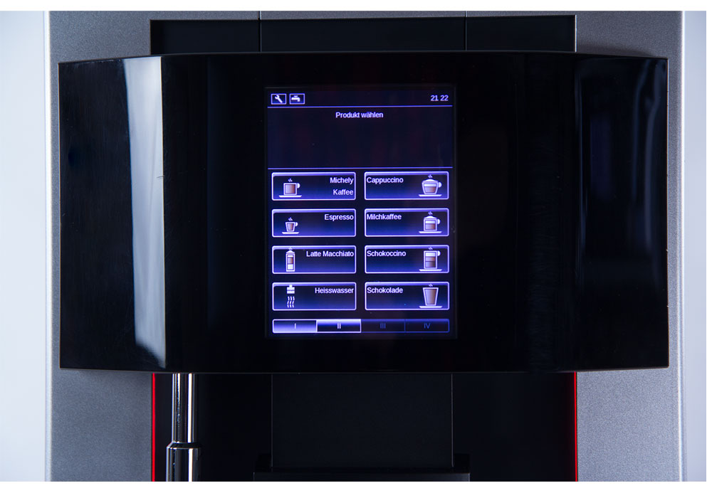 Franke Pura Fresco Kaffeemaschine, Gebrauchtgerät mit Garantie