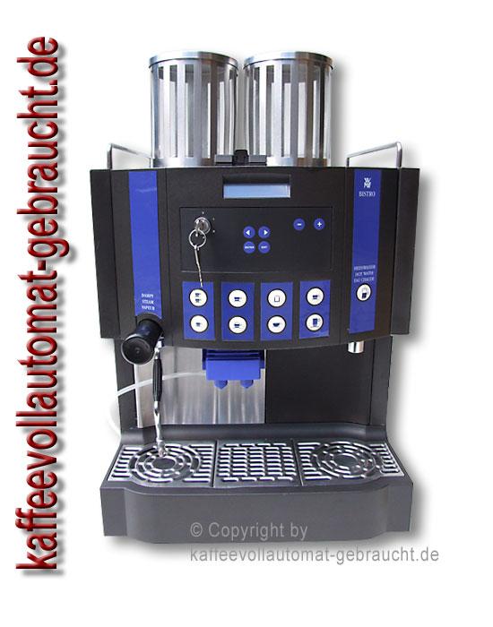 Gastronomie Kaffeemaschine WMF Bistro, 400V/6.3kW, gebraucht