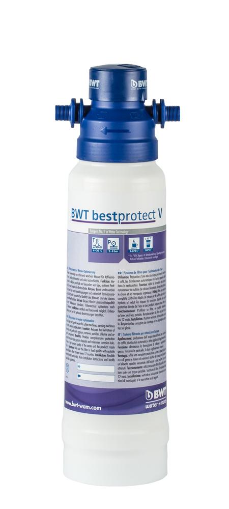 BWT bestprotect V Wasserfilter - komplettes System