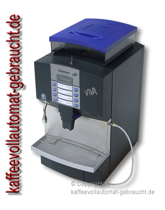 Gastronomie Kaffeemaschine bremer Viva 230V / 3.5kW