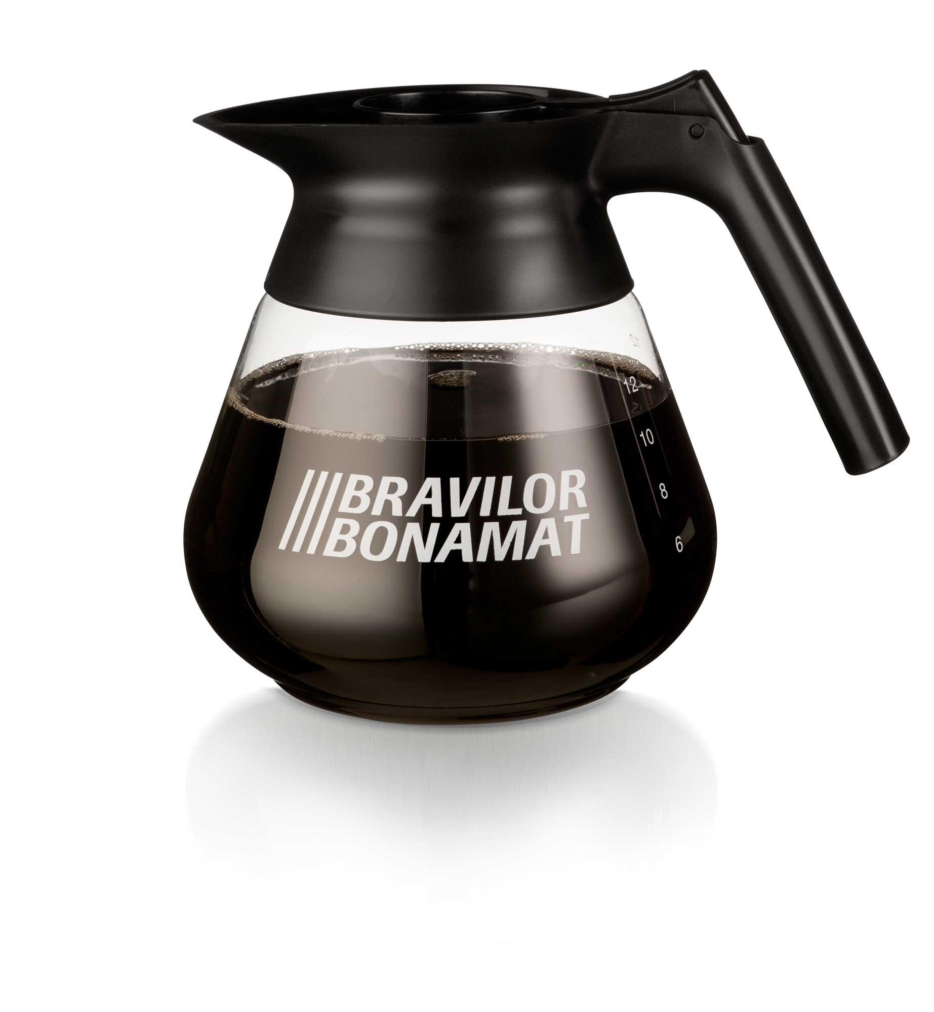 Bravilor Bonamat Glaskanne 1,7 Liter für Kaffeemaschine