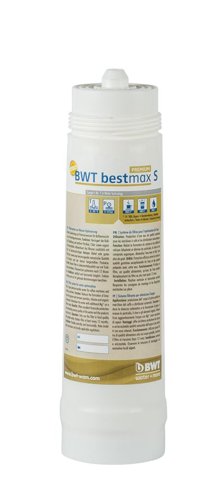 BWT bestmax PREMIUM S Filterkerze, Ersatzfilter, Austauschfilter