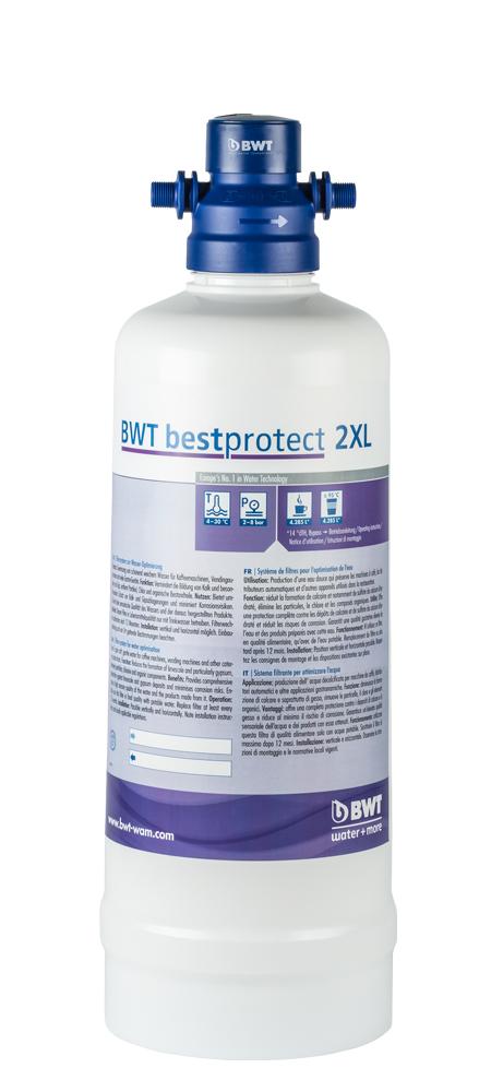 BWT bestprotect 2XL Wasserfilter - komplettes System