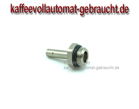 "6mm Rohranschluss mit 1/8""AG inkl. Dichtring"