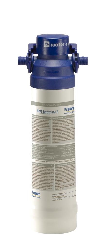 BWT besttaste S Wasserfilter inkl. BWT besthead Filterkopf