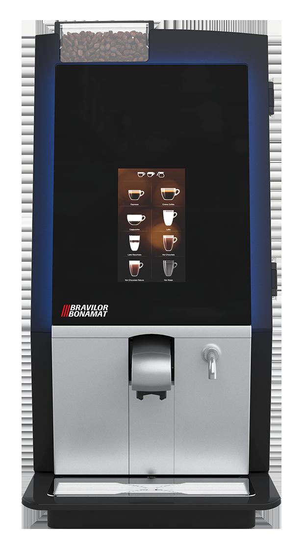 Bravilor Bonamat Esprecious 11 Spezialitäten - Kaffeevollautomat