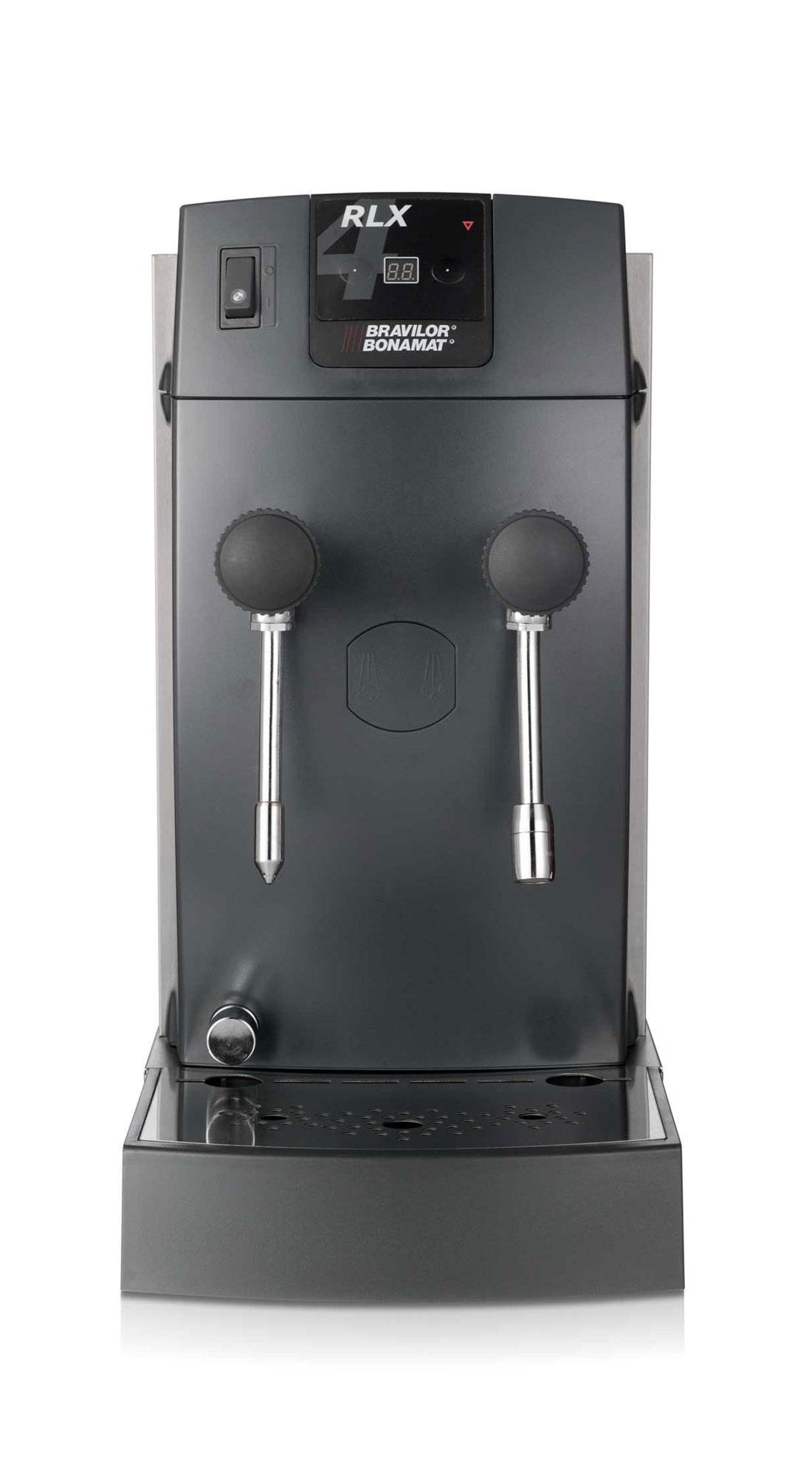 Bonamat RLX 4, Dampf- Heißwassererzeuger