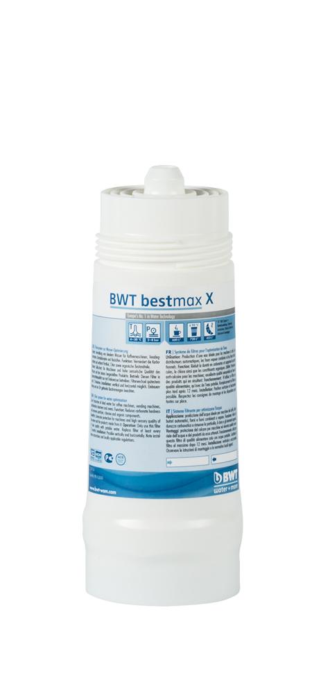 BWT bestmax X Filterkerze, Ersatzfilter, Austauschfilter