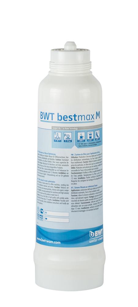 BWT bestmax M Filterkerze, Ersatzfilter, Austauschfilter