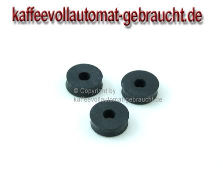 3x Vibrationsdämpfer für WMF Bistro Pumpe
