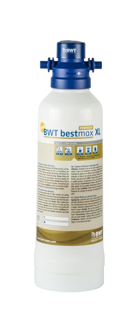 BWT bestmax PREMIUM XL Wasserfilter komplett