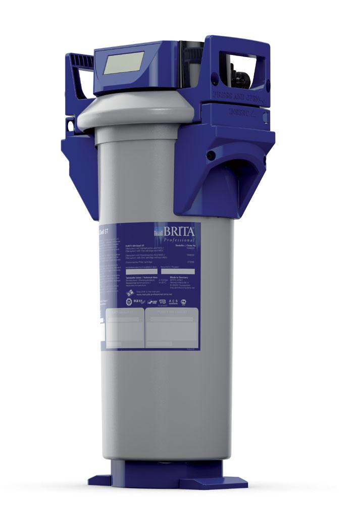 Brita Purity 600 Quell ST mit MAE, komplettes Filtersystem