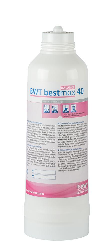 BWT bestmax BALANCE 40 Filterkartusche