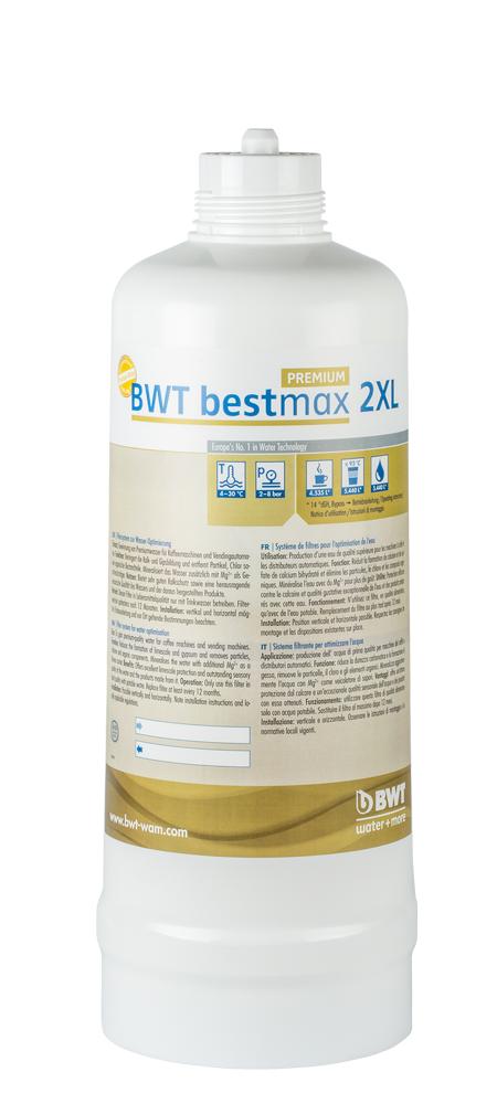 BWT bestmax PREMIUM 2XL Filterkerze, Ersatzfilter, Austauschfilter