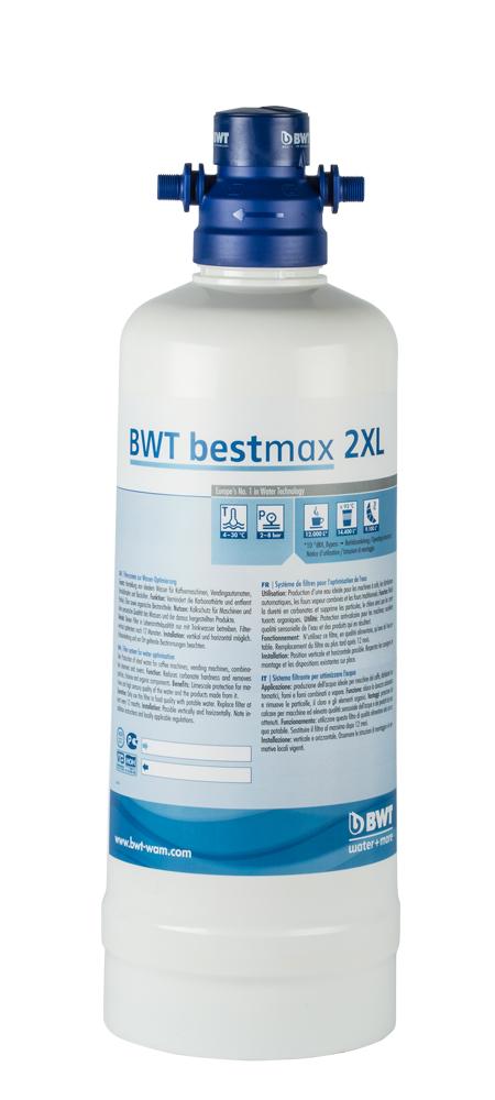 BWT bestmax 2XL Wasserfilter komplett