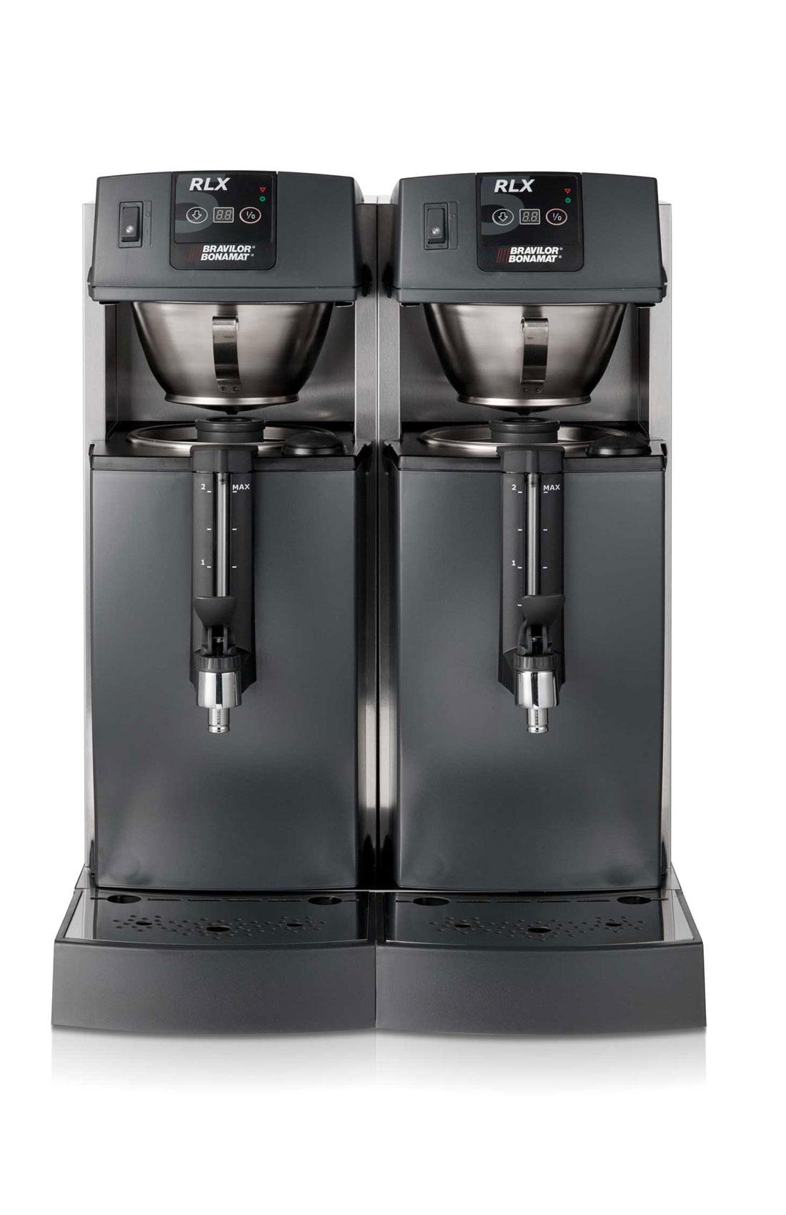 Bravilor Bonamat RLX 55 in 230V oder 400V Ausführung