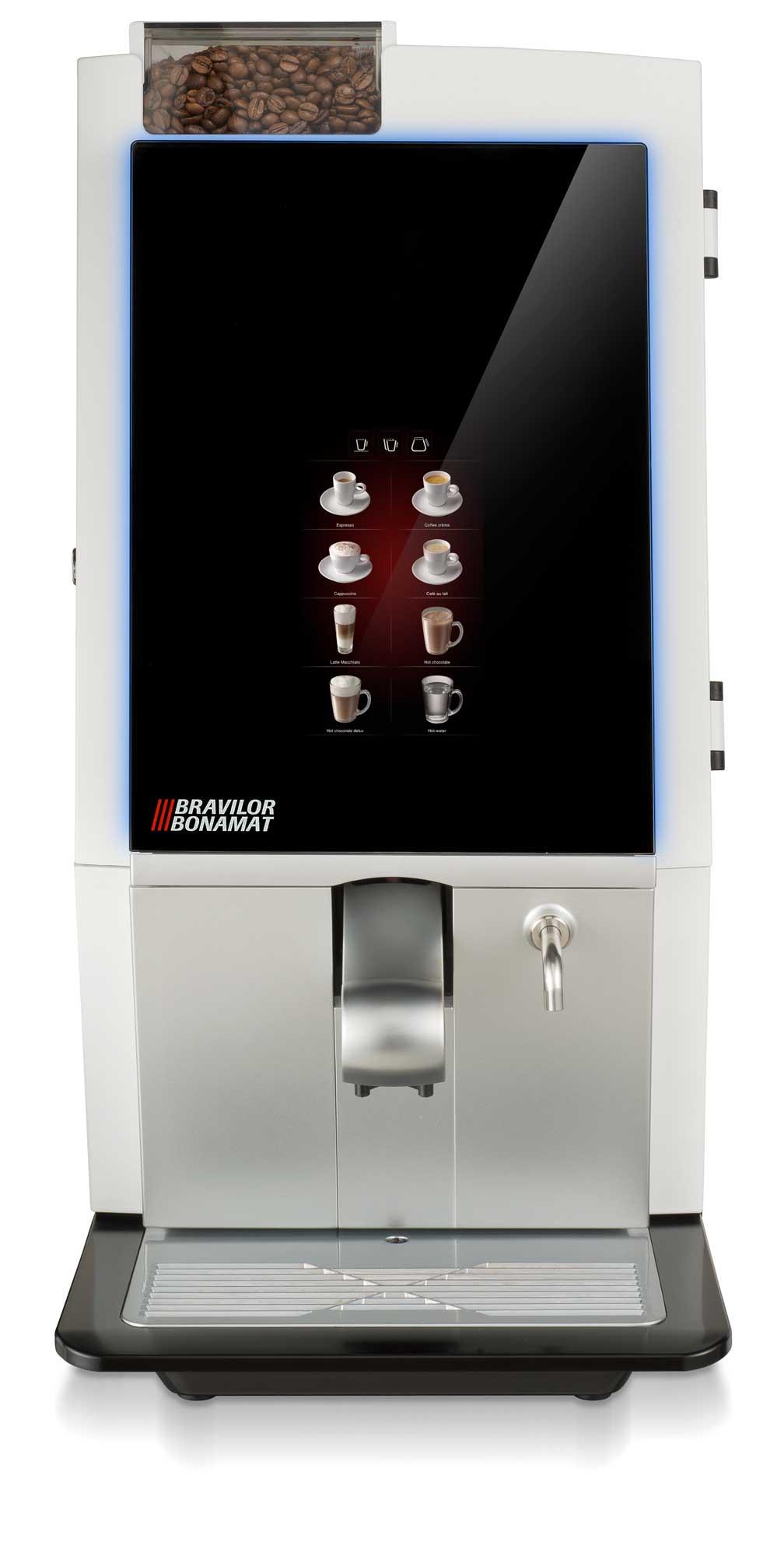 Bravilor Bonamat Esprecious 12 Spezialitäten - Kaffeevollautomat