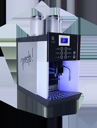 WMF Presto Kaffeevollautomat mit Garantie