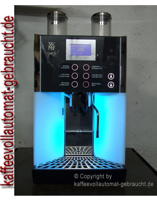 WMF Presto mit LED und Festwasseranschluß