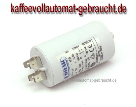 Kondensator 16µF für WMF Mahlwerkmotor