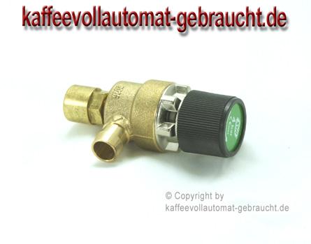 4 bar SYR Sicherheitsventil für Franke Spectra Kaffeemaschine