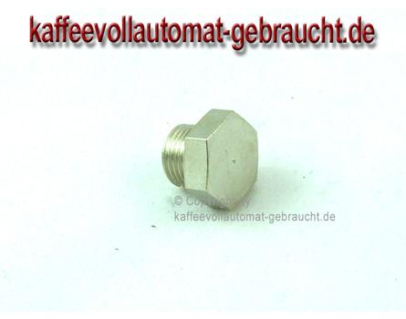 """1/8"""" AG Verschlussschraube, Blindschraube"""