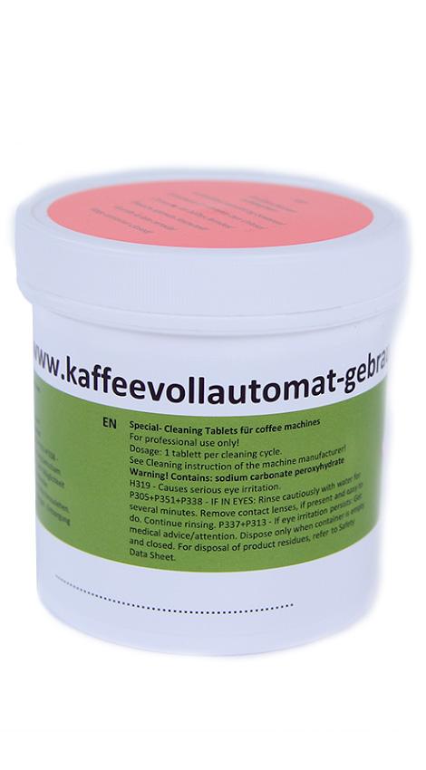 120 Kaffee-Reiniger Tabs bzw. Reinigungstabletten a' 2g für Melitta Cup Kaffeemaschine