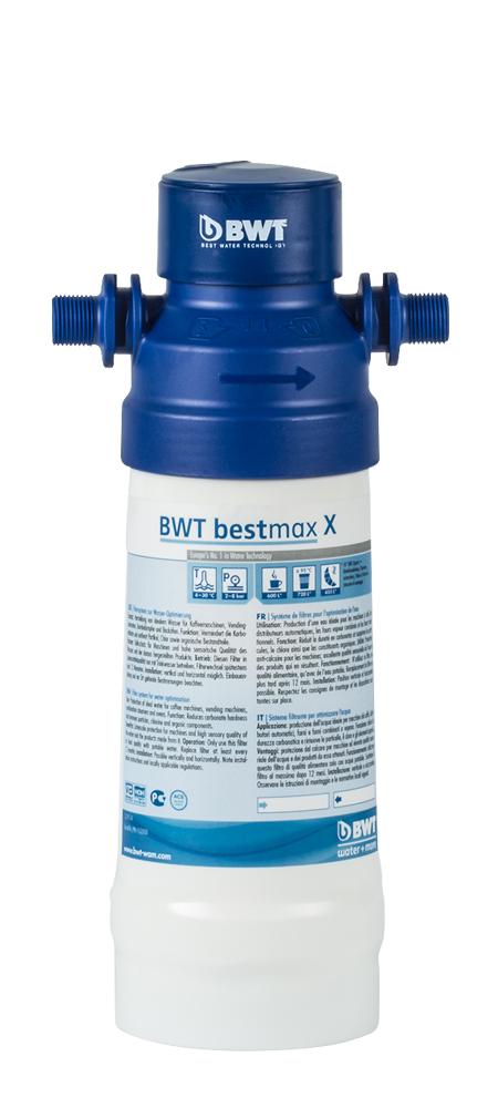 BWT bestmax X Wasserfilter komplett