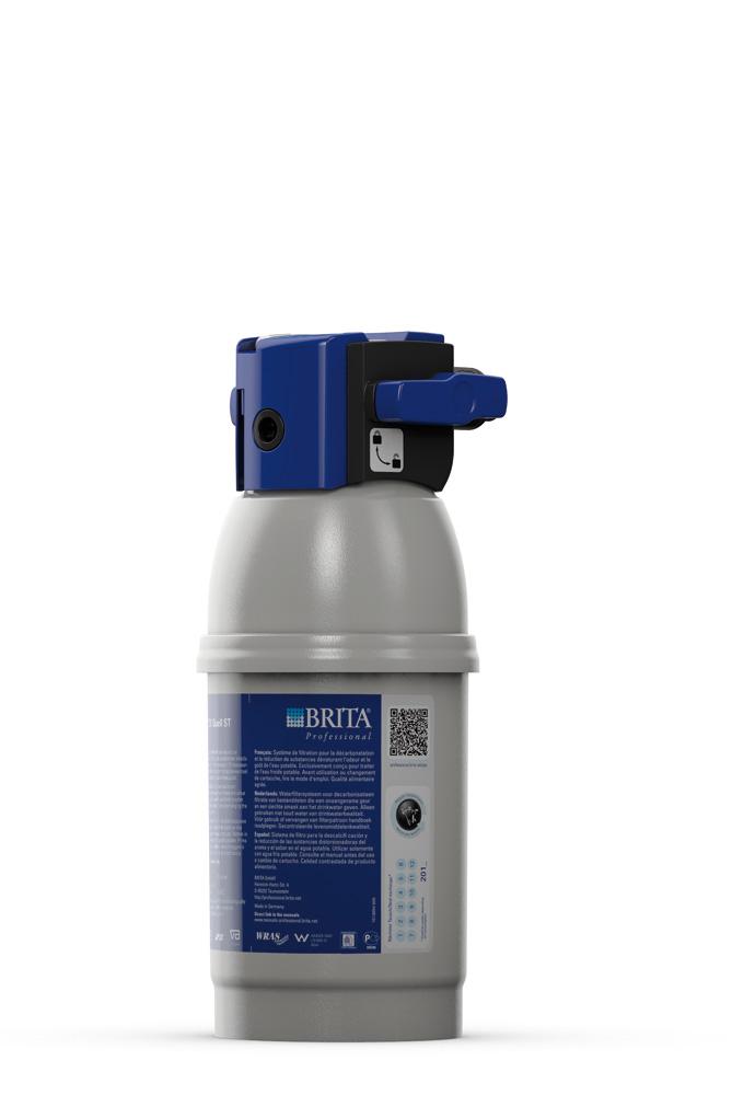 Brita Purity C50 Wasserfilter, komplettes Filtersystem