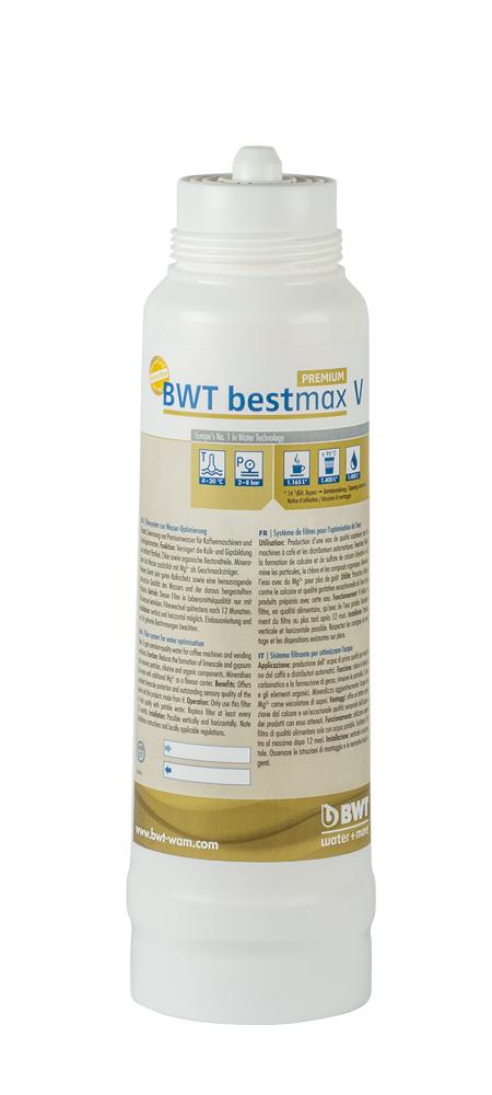 BWT bestmax PREMIUM V Filterkerze, Ersatzfilter, Austauschfilter