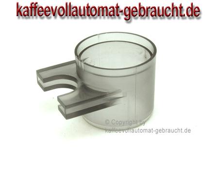 Schieberaufnahme für Bremer Viva Bohnenbehälter