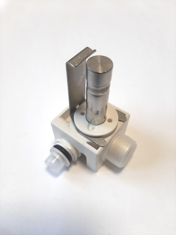 Magnetventil, Ventilkörper, 0-10 bar / 6mm / Hub 0,75 / NW 2.5