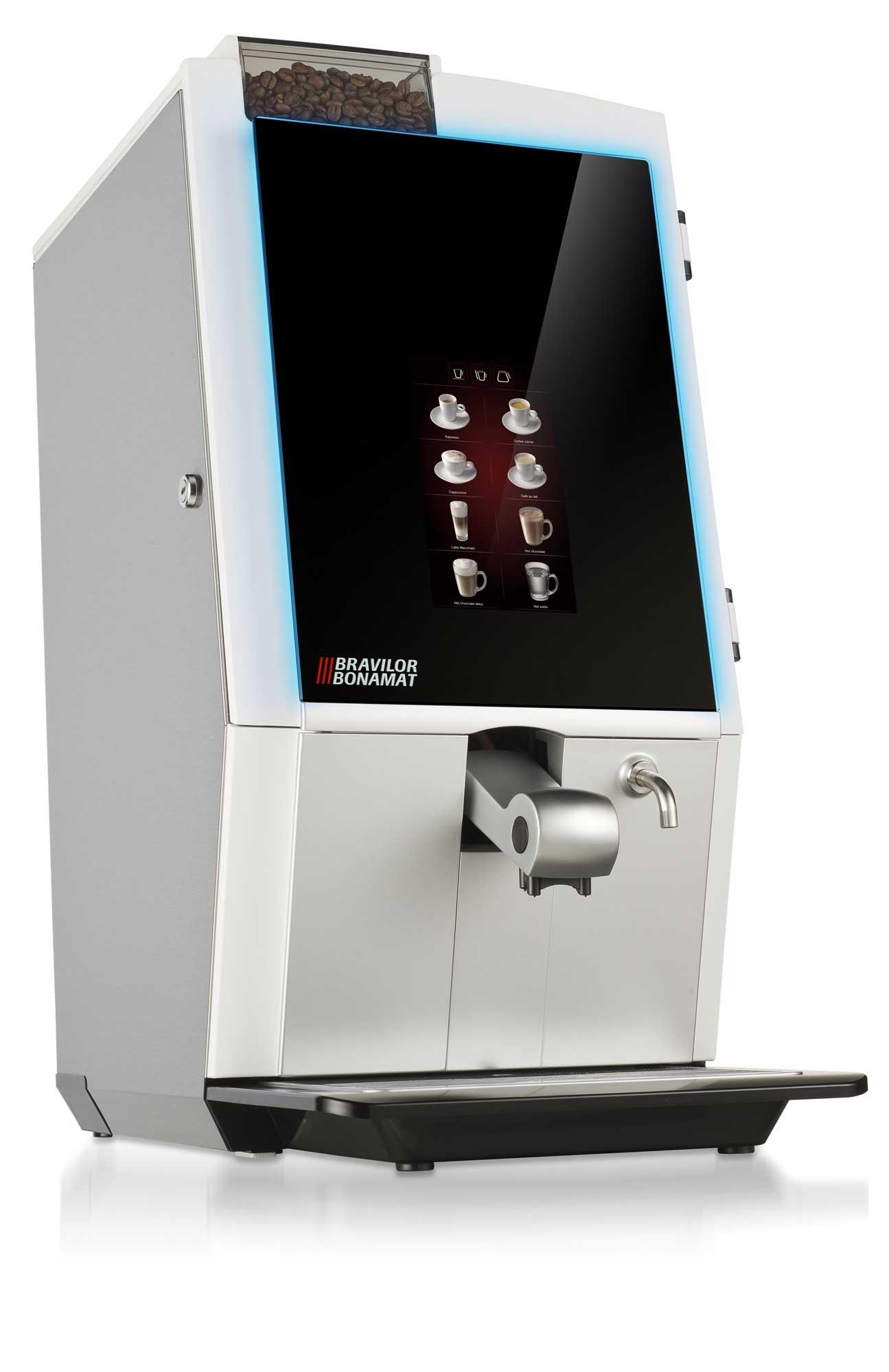 Bravilor Bonamat Esprecious 21 Spezialitäten - Kaffeevollautomat