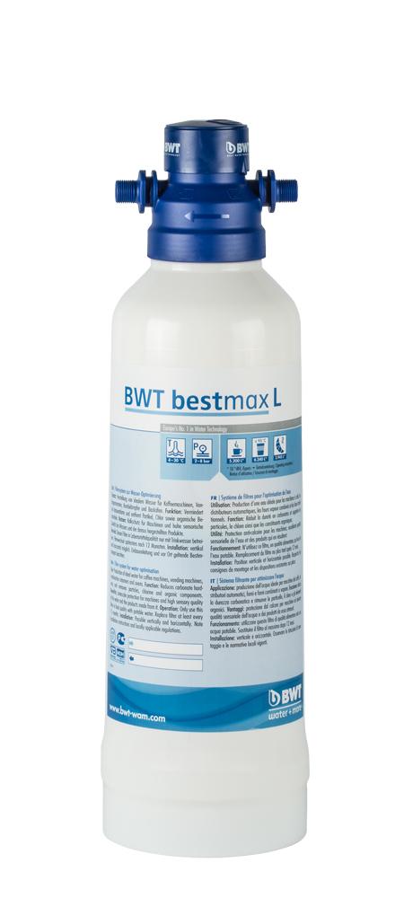 BWT bestmax L Wasserfilter komplett
