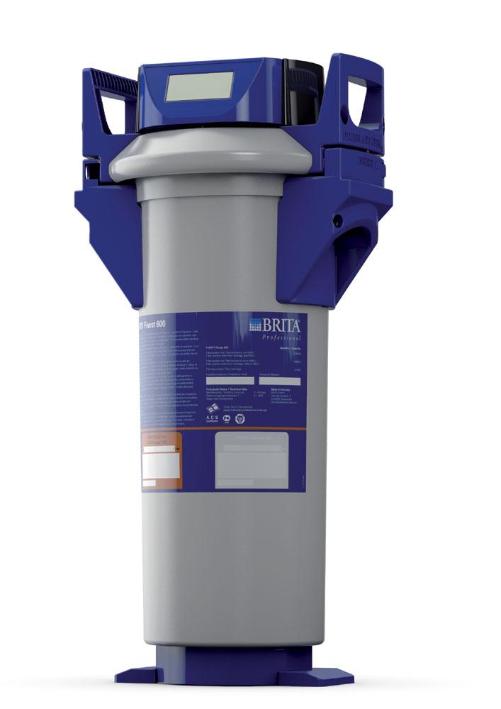 Brita Purity Finest 600 komplettes Filtersystem mit MAE